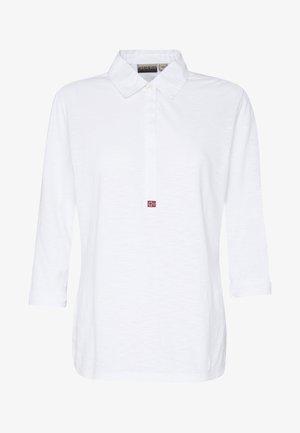 ENORA - Polo shirt - bright white