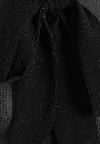Sister Jane - RUFFLE READY BOW MIDI DRESS - Cocktail dress / Party dress - black - 2