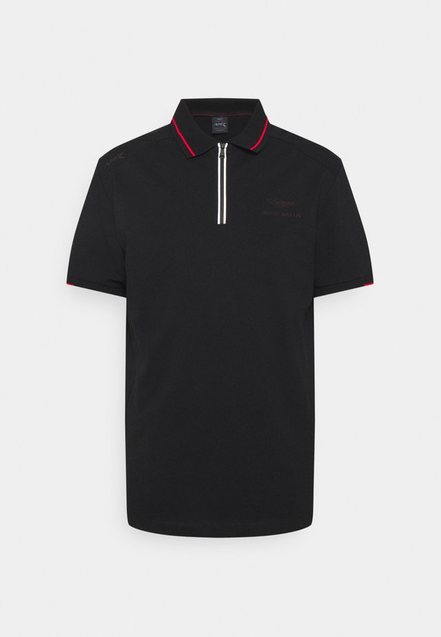 ZIP - Poloskjorter - black