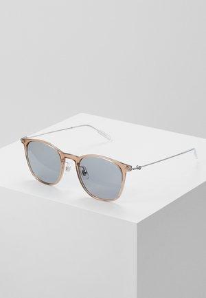 Sunglasses - brown/silver-coloured/grey