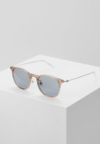 Sluneční brýle - brown/silver-coloured/grey