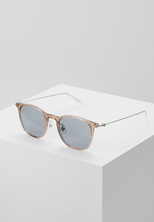 Sunglasses - brown/silver-coloured/grey