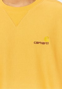Carhartt WIP - AMERICAN SCRIPT - Sweatshirt - winter sun - 3