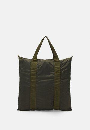 UNISEX - Shoppingväska - green