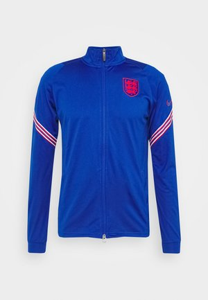 ENGLAND DRY - Club wear - sport royal/challenge red