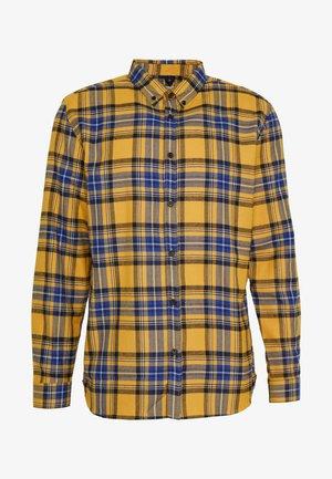 CHECK - Overhemd - bright yellow
