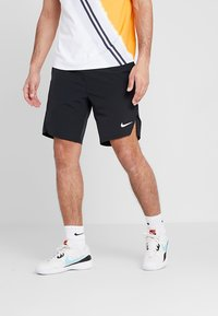 Nike Performance - ACE SHORT - Pantalón corto de deporte - black - 0
