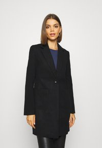 Even&Odd - Classic coat - black - 0