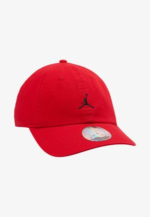 JUMPMAN FLOPPY - Kšiltovka - gym red/black