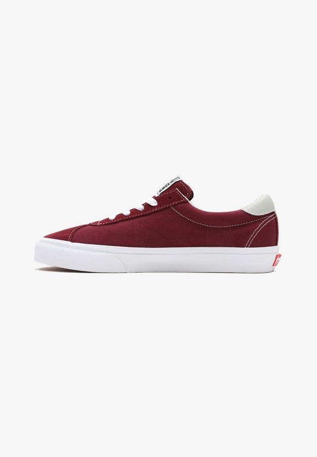 UA Vans Sport - Sneakers basse - red/grey