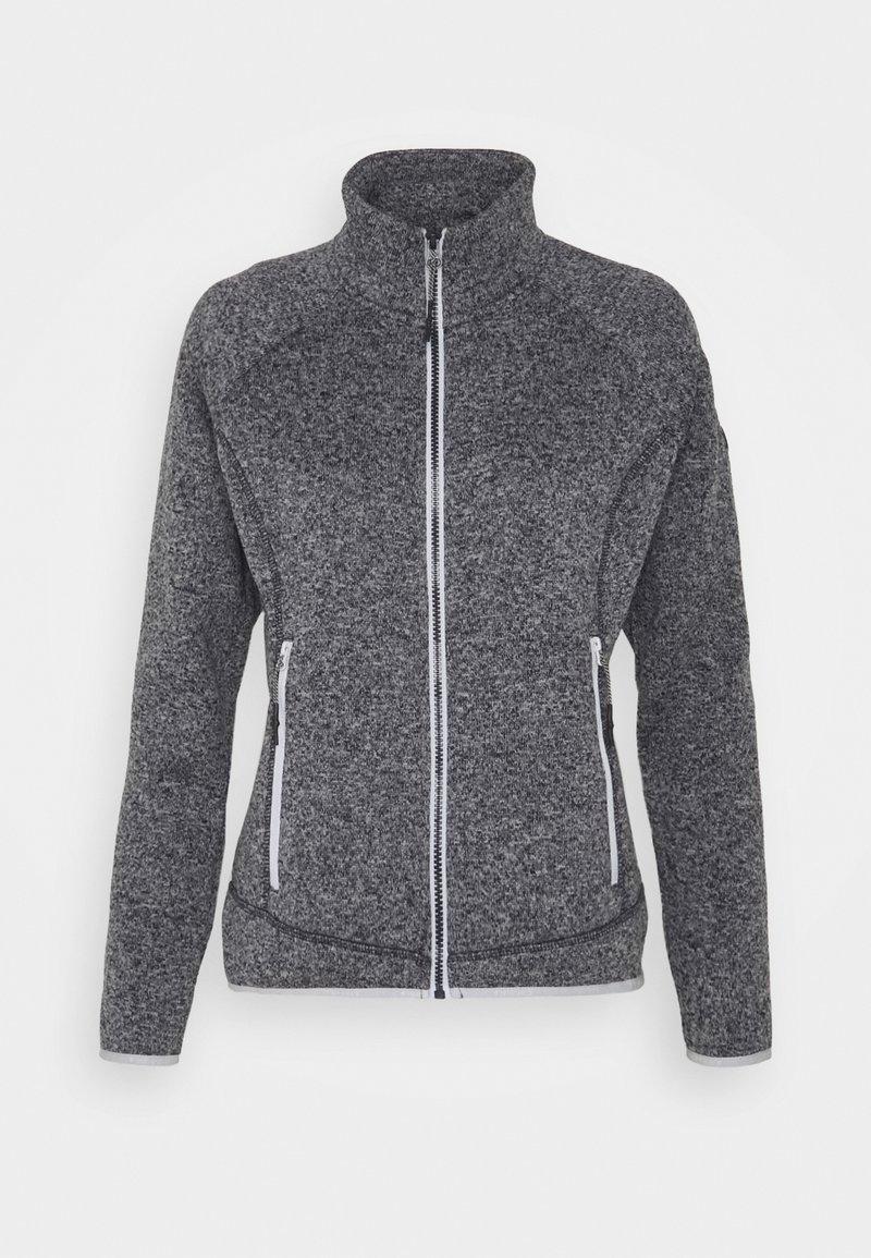 Icepeak - ATALISSA - Fleece jacket - dark blue