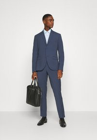 Isaac Dewhirst - PLAIN SMOKEY SUIT - Costume - blue - 1