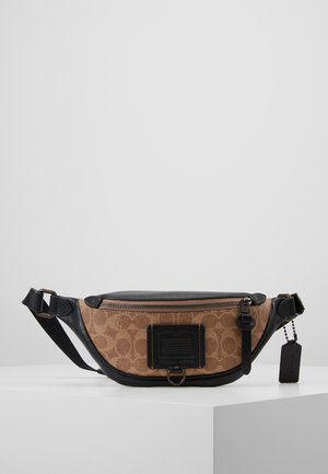 SIGNATURE RIVINGTON BELT BAG 7 - Rumpetaske - brown