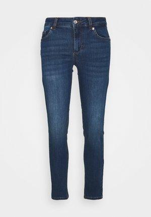 UP IDEAL - Jeans Skinny Fit - denim blue tender wash