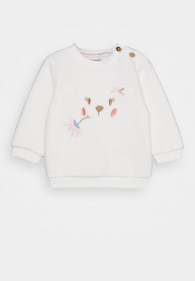 Jacky Baby - FLUFFY & LOVELY - Sweatshirt - off-white