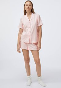 OYSHO - Pyjama top - rose - 1