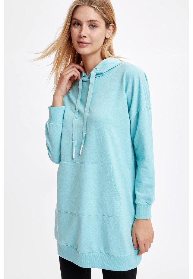 Huppari - turquoise
