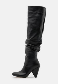 Trendyol - High heeled boots - black - 1