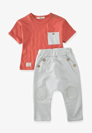 SET - Trousers - red