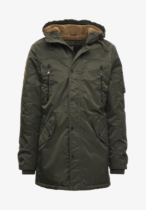 WOODMAN - Parka - forest