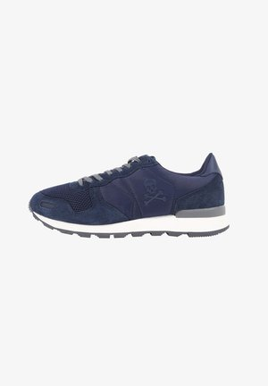 SKULL  - Sneakersy niskie - navy