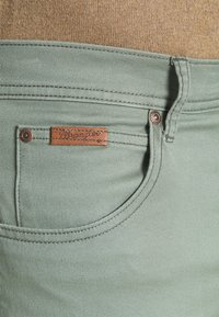 Wrangler - TEXAS - Straight leg jeans - wreath green - 3