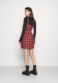 The Ragged Priest - Day dress - red - 2