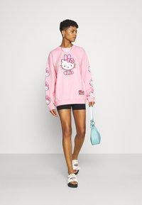 NEW girl ORDER - HELLO BUNNY - Sweatshirt - pink - 1