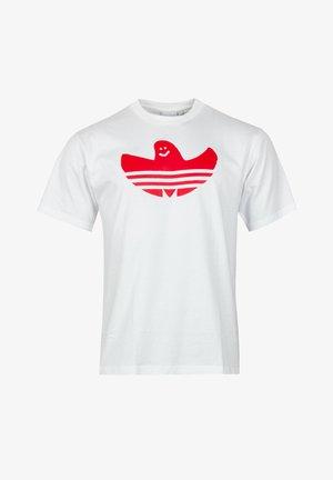 G SHMOO - Print T-shirt - white