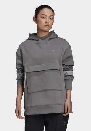 ADIDAS BY STELLA MCCARTNEY PULL-ON HOODIE - Hoodie - beige