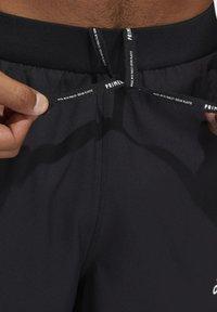 adidas Performance - Korte sportsbukser - black - 3