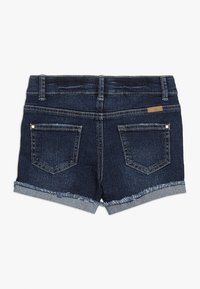 Name it - Jeansshort - dark blue denim - 1