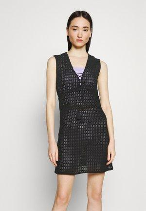 VISEILA  DRESS FESTIVAL - Jumper dress - black