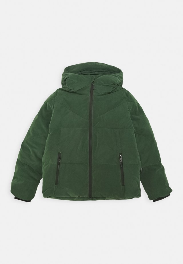 WORKING WEASEL UNISEX - Winterjas - green forest