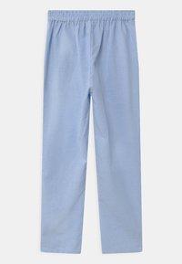 Grunt - LIV CHECK - Trousers - light blue - 1
