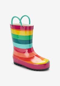 Next - Stivali di gomma - mottled pink - 1