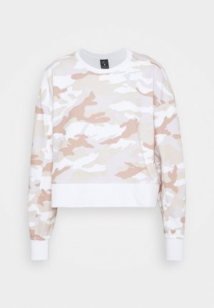 DRY GET FIT - Sweatshirt - white