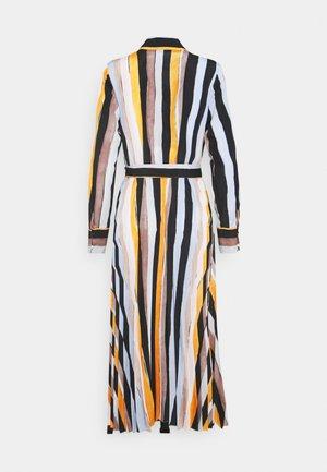 JASMINE PLEATED DRESS - Skjortklänning - colourful