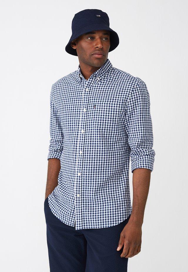 STEWART - Skjorte - blue/white