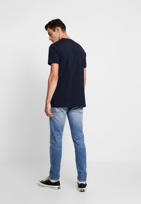 Scotch & Soda - CLASSIC POCKET TEE - T-paita - navy - 2
