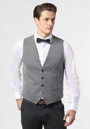Suit waistcoat - anthrazit