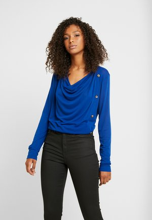 VMFIRENZEHONIE  - Long sleeved top - sodalite blue