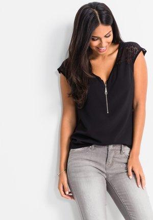 ORIGINELLES MIT REISSVERSCHLUSS UN - T-Shirt print - schwarz