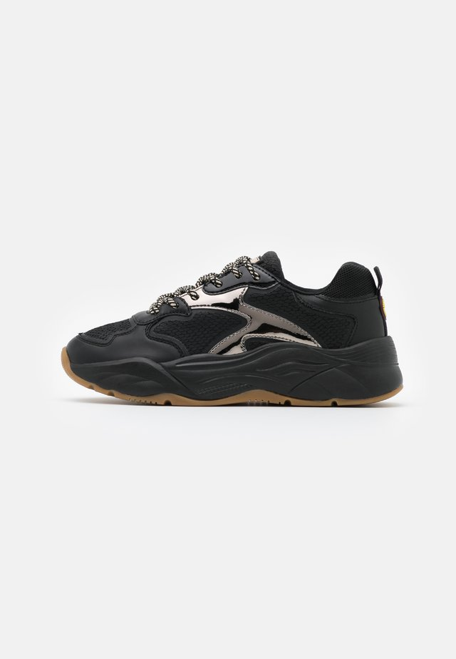 CELEST - Sneaker low - black