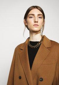 WEEKEND MaxMara - TORBOLE - Classic coat - karamell - 6