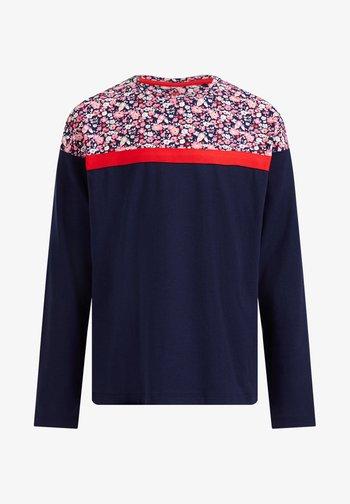 MET DESSIN - Long sleeved top - blue