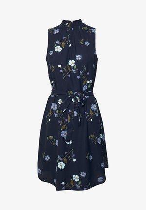 VMFALLIE DRESS - Day dress - navy blazer/fallie