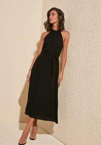 Trendyol - Day dress - black - 3