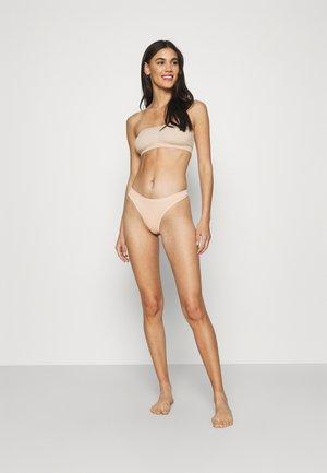 2 PACK - Reggiseno con spalline regolabili - nude