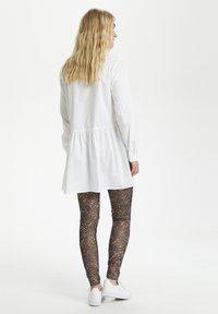 Cream - Button-down blouse - snow white - 2